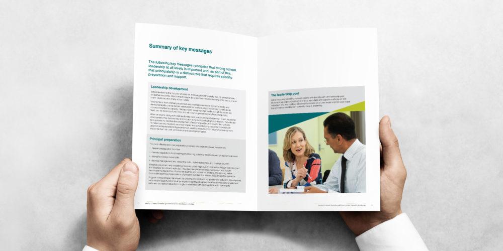 fact sheet, brochure design