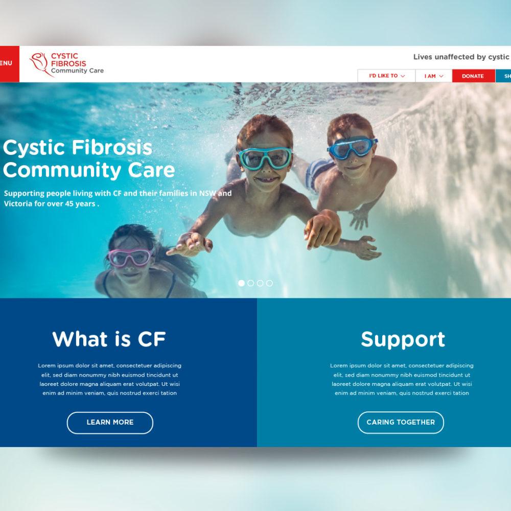 cystic fibrosis website