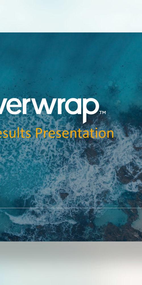 PowerWrap Presentation